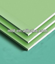 low price/high quality gypsum board/plasterboard/drywall/vinyl faced gypsum board