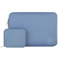 With Small Pouch Laptop Sleeve Kit