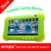 Education Learning Android 7 inch Tablet for Kids with Parental Control
