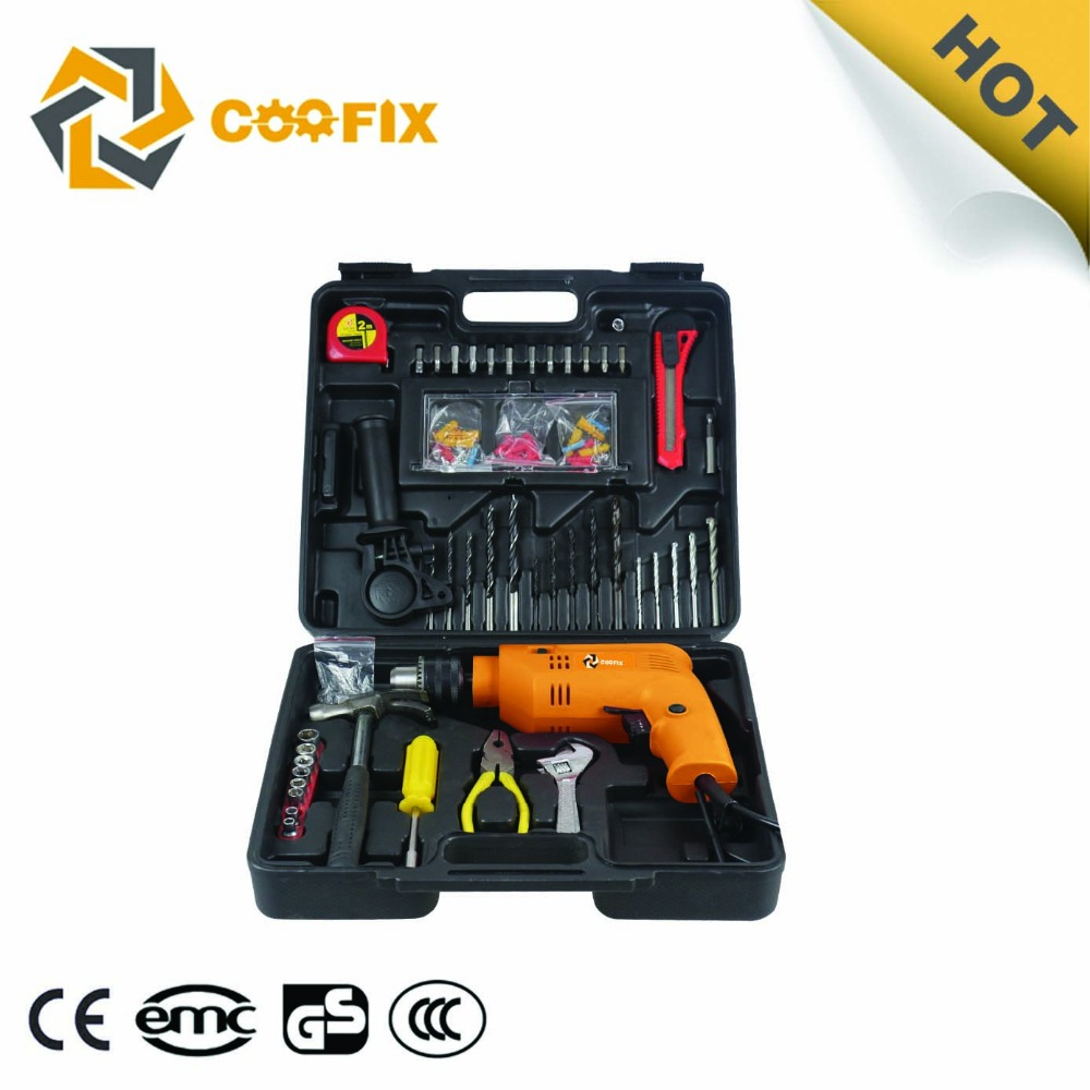 CF4003 mechanics electronic tool kit set with 120 pcs inside