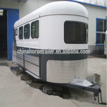 3 Horse Trailer China Factory Horse Float Three Horse Trailer