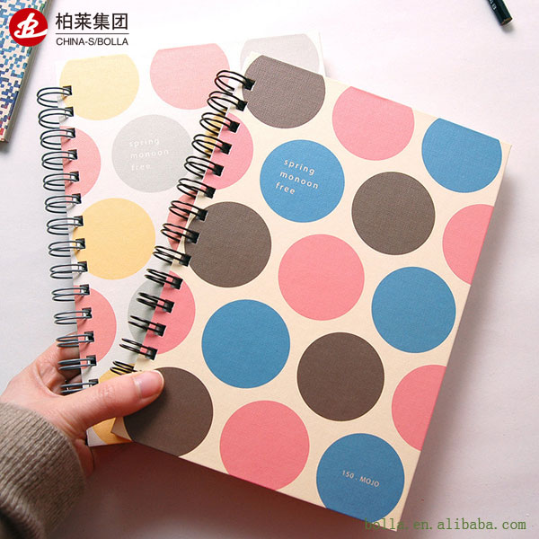 Notebook Manufacturer Wholesale Promotional Customized A4 A5 A6 Cheap Notebook