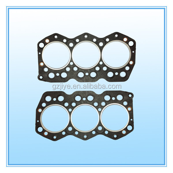 Applying to S6K cylinder head gasket E320B/BL E320C/CL Excavator , CYL NO.: 6