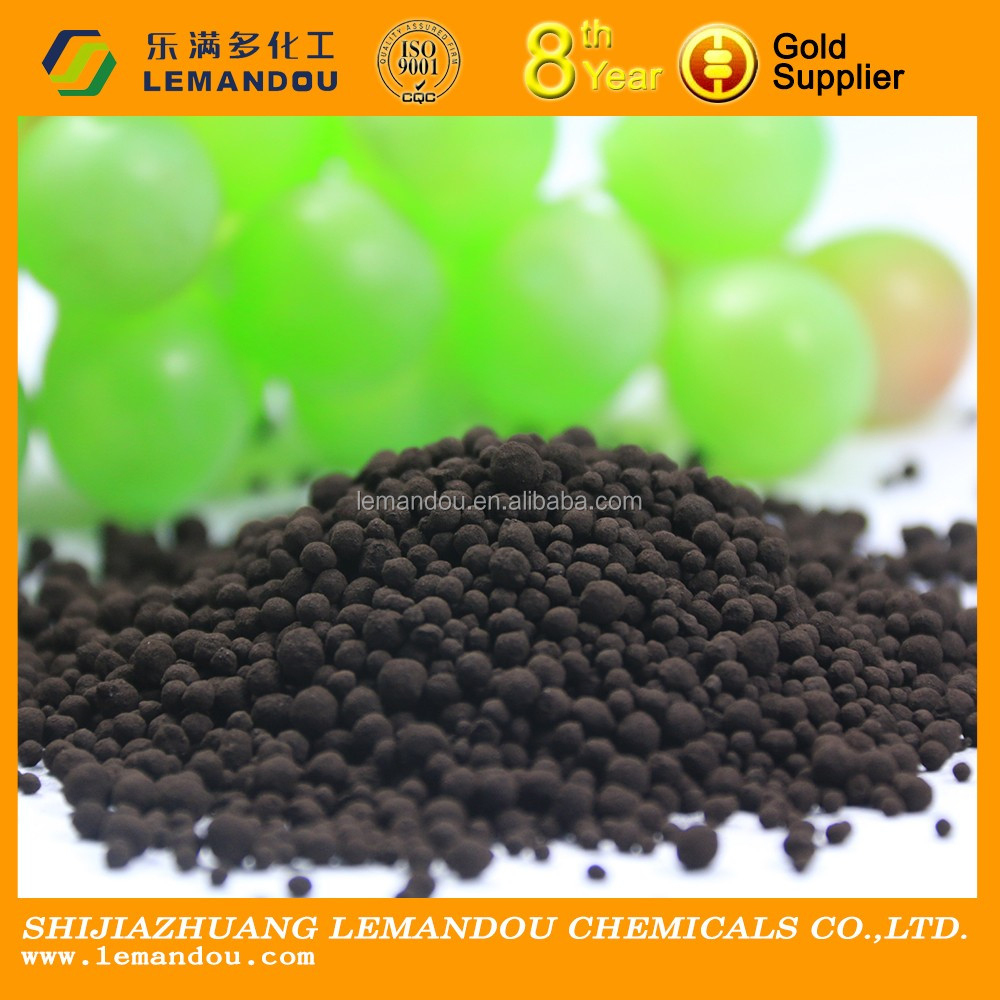 55% Humic Acid Amino Humate Shiny Ball Granule