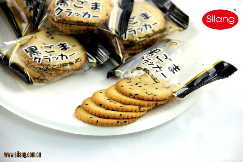 264g Black Sesame Thin Biscuits