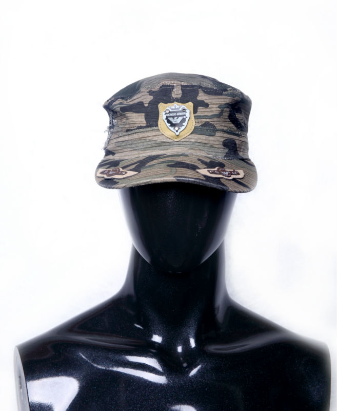 Latest design hot sale new arrival camouflage military-like outdoor hat