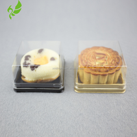 Wholesales Cake Packaging Thermoformed Plastic Box for Moon Storage