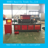 Hydraulic Wire Straighting And Cutting Machine Factory