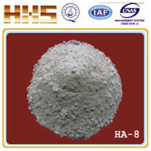 High alumina corundum ramming mass for induction furnace lining