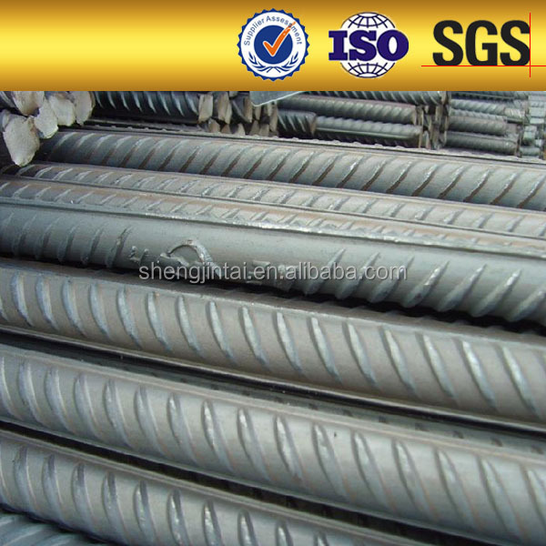Post Tension Thread Reinforcing Bar underground rock bolt/anchor bar high tensile steel screw thread steel bar price