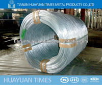 Galvanized patented wire for redrawing/lead patenting/factory