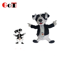 Best Made Soft Toys Dog Doll Plush Animal Toys Custom Stuffed Dog