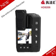 Night vision Special feature and CMOs sensor digital camera type and hidden camera style police wireless body camera