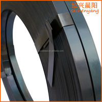 Manufactures Steel Straps band roll in China Blued metal materials