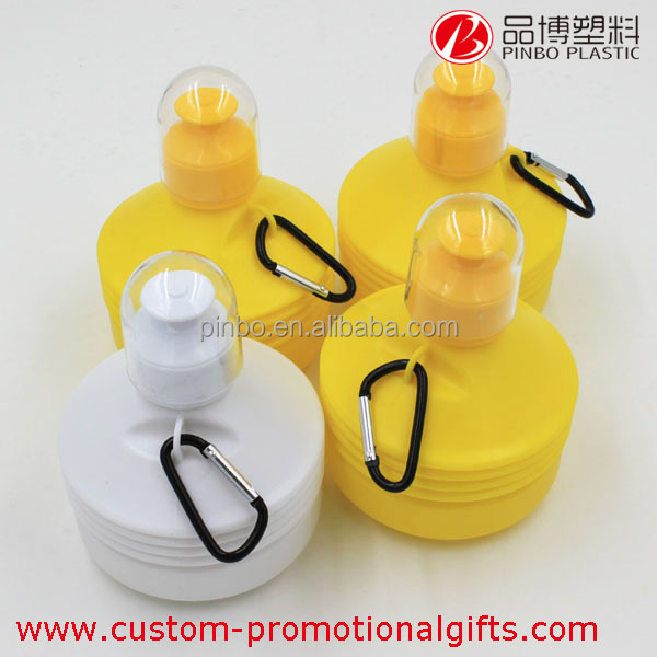 Foldable Water Bottle,making cup plastic collapsible cup,collapsible water bottle