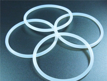 silicone sealed o ring