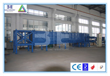 Good Quality of 3E's Big pipe shredder/PE pipe shredder/Horizontal Pipe Shredder, get CE Marking