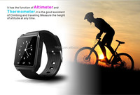 "1.3"" Bluetooth Smart Touch Wrist Watch Phone Mate For IOS iphone Android Samsung"