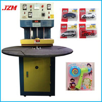 Stable PVC Paper Card Sealing Packing Machine For Blister Clamshell