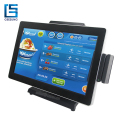 15.6 Inch Pos Restaurant Android System All In One Point of Sale