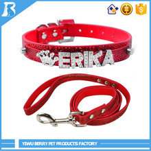 buy wholesale from China DIY Personalized Bling Name pretty rhinestone dog collars , dog collars