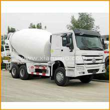 336hp 6x4 engine HOWO cement concrete truck mixer for sale