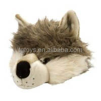 TianGuan TG2175 Plush Animal Hats Wolf