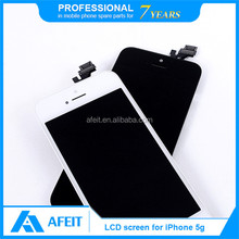 recycle lcd for iphone 5, for iphone 5 digitizer frame