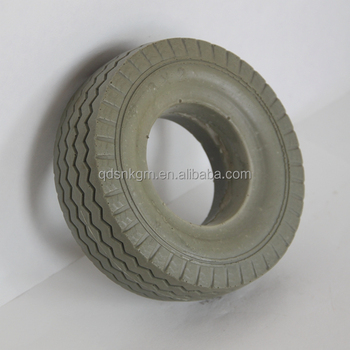 "PU Foam Wheel 6x2"" For Hand Trolley Or Hand Trucks"