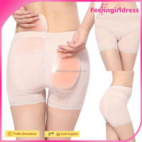 Women Padded Panties False Butt Lift With Silicone Pads Removable Hip And Butt Enhancer