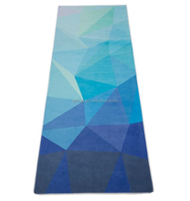 China products super absorbent Microfiber print hot yoga softtextile towel,microfiber sports gym towels with pravite label