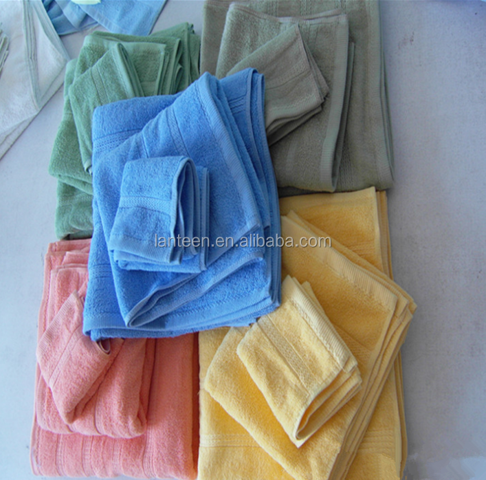China made cotton hotel pool towel home trends bath towels sets