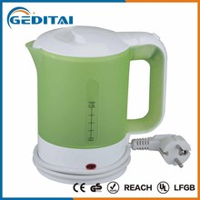 GS ROHS approval 0.5L automatic power off electrical kettle travel kettle mini electric travel kettle