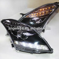 2012-2014 year Swift LED Head Light with projector lens For SUZUKI JY