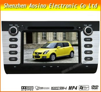 CAR DVD Player for SUZUKI with gps