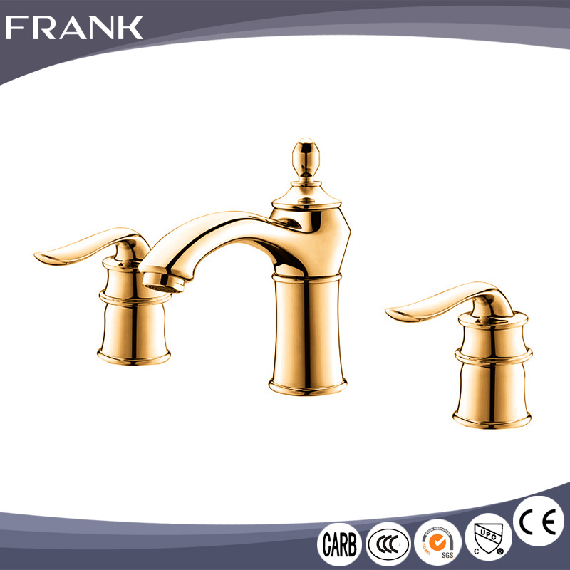 Frank wall mounted automatic motion sensor beauty salon plastic perlator sink faucet