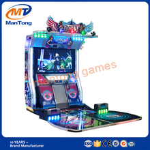 Pump it up dancing Motion Sensing dancing video amusement electronic arcade game machine coin operated games sale
