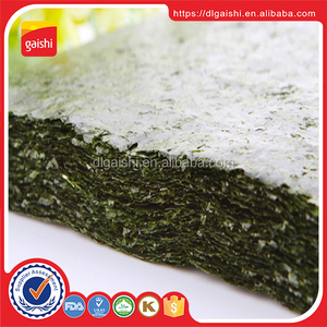 Cheap Price Grade ABCD Kosher dried yaki sushi nori roasted seaweed