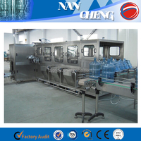 5 gallon distilled water filling machine