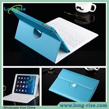 Newest Factory Suppply Ultrathin Bluetooth 3.0 for iPad Mini 4 Keyboard Case