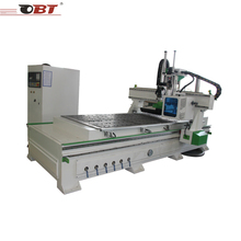 High Quality Italy market wood carving ATC CNC Router 1325 with best price