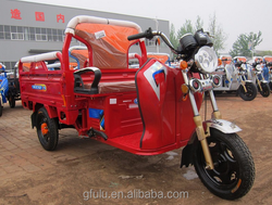 High quality electric tricycle for adults/3wheel motorcycle for cargo/48V 650W differential motor tuk tuk