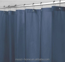 amazon hot selling PEVA bathroom shower curtain with different Gauge