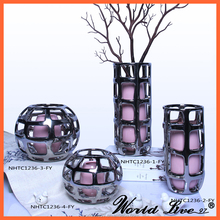 2016 hot sale porcelain vases indian wedding decorations for sale