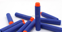 10pcs/pack,200packs/carton Nerf Elite N-Strike Toy Gun Mega Darts Bullets EVA soft gun dart,dart for nerf gun