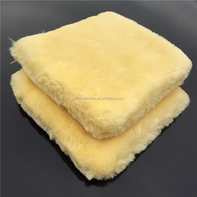 Auto Detailing Synthetic Lambs Wool Car Cleaning Wash Polish Pad Mitt Glove