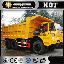 100 ton 12-WHEEL HOWO Dump truck for over the world
