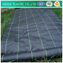 Black Weed Barrier Fabric Ldpe Agriculture Plastic Mulch Film