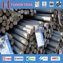 Steel reinforcement bars (re-bars)