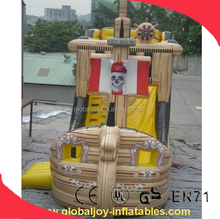 Giant Inflatable Pirate Ship Slide/Inflatable Noah's Ark Park